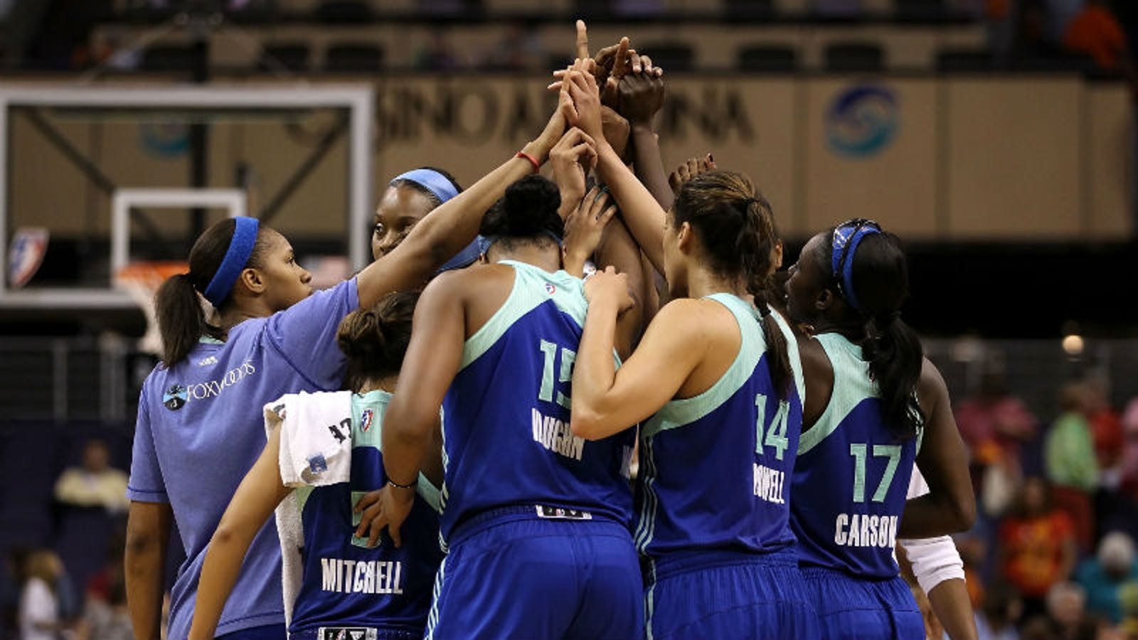 Madison Square Garden Boots Their WNBA Team Even Though It Could ...