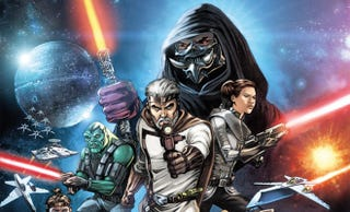 Illustration for article titled Get Every Single Dark Horse Star Wars Comic For Just $300