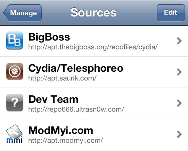 how to  cydia for the first time