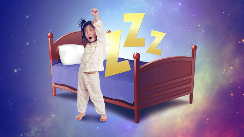 Until What Age Can A Child Sleep In Parents Bed