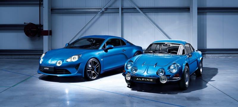 the new alpine a110 only weighs 2 400 pounds for its 252. Black Bedroom Furniture Sets. Home Design Ideas
