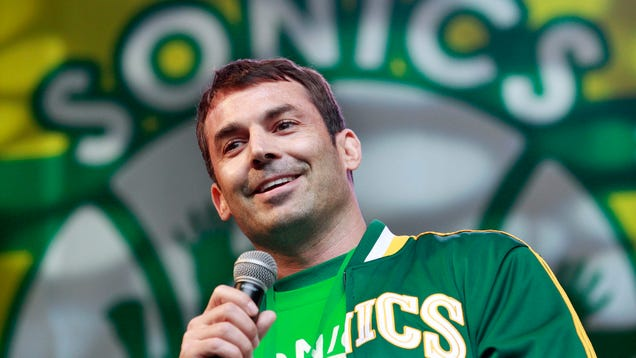 Chris Hansen Offers To Build Seattle An NBA Arena Without Publi…