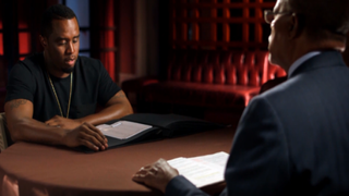 "Sean ""P. Diddy"" Combs and Henry Louis Gates Jr. on Finding Your RootsPBS screenshot"