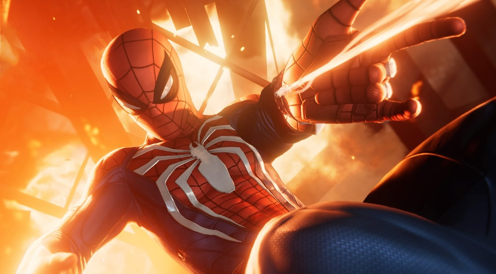 Marvel's Spider-Man For PS4: The Kotaku Review