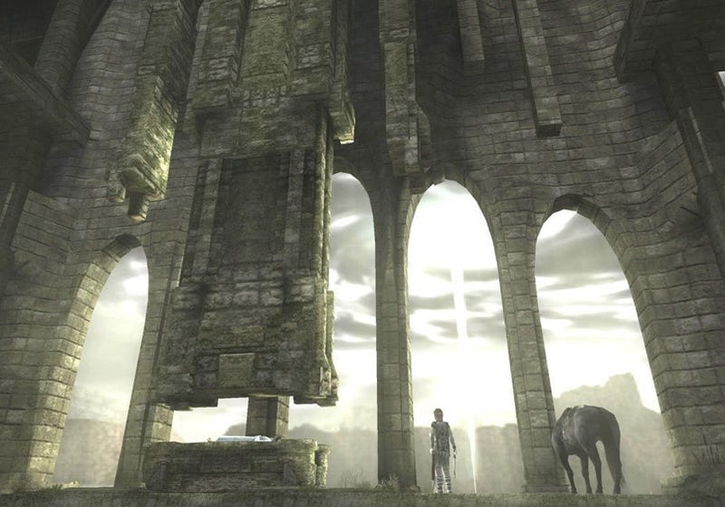 Illustration for article titled Sony's Colossal No Comment On Shadow Of The Colossus Movie