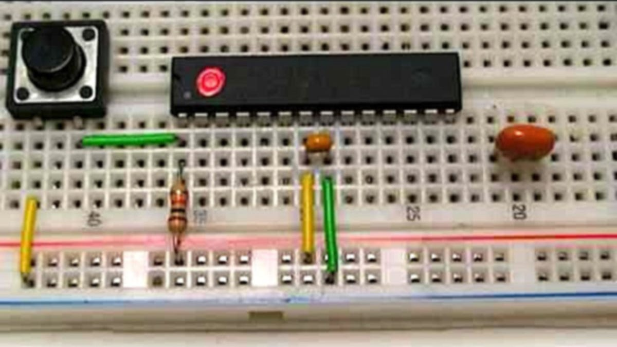 Top 10 Kickass Arduino Projects Project Cell Phone Detector Circuit On Breadboard Youtube