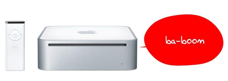 Illustration for article titled New Mac Mini Will Use Nvidia Chipset (Helloooo Full HD Video)