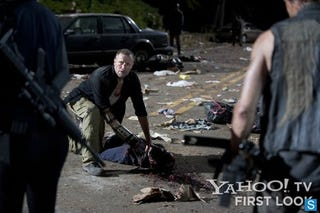 Illustration for article titled The Walking Dead Promo Photos