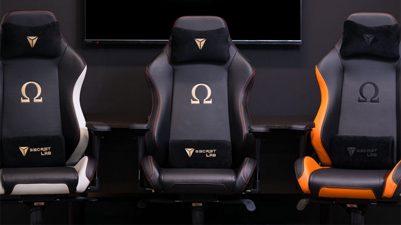Secretlab Brings Its Comfy Gaming Chairs Stateside