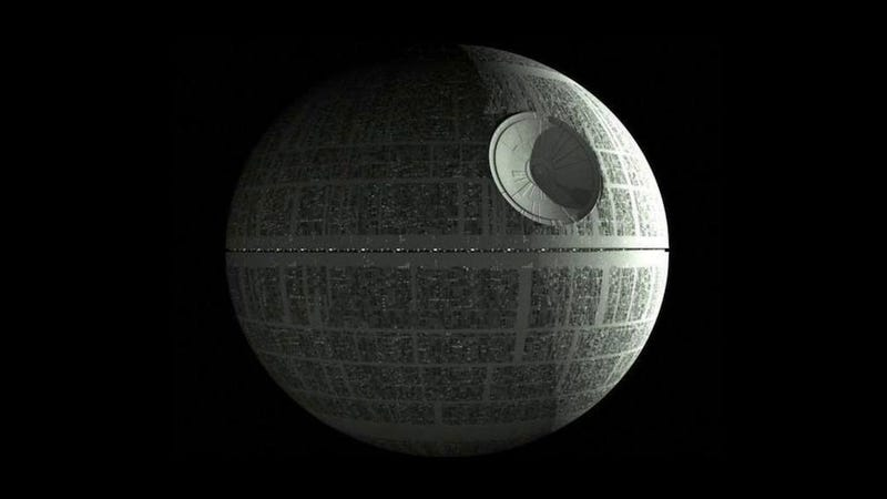 Illustration for article titled Of Course There's an Official White House Petition That Wants the US to Build a Death Star By 2016