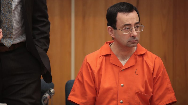 Illustration for article titled Larry Nassar Loses Appeal Of His Federal Sentence For Child Porn
