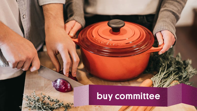 Illustration for article titled Buy Committee: Should I Buy a Dutch Oven?