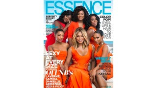 Illustration for article titled Orange Is the New Black Stars Kill It On the Cover of Essence