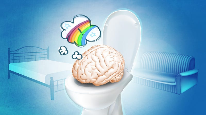 Illustration for article titled Show Us Your Thinking Spot