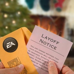 Illustration for article titled Electronic Arts Lays Off Six Hundred