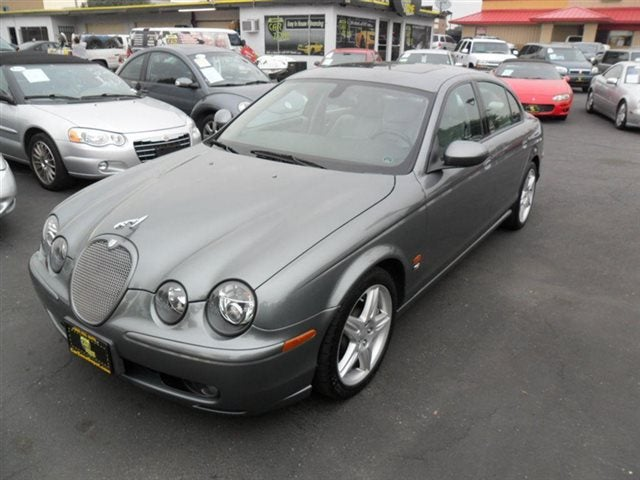the time i bought a jaguar s type r and got rid of it in 4 days. Black Bedroom Furniture Sets. Home Design Ideas