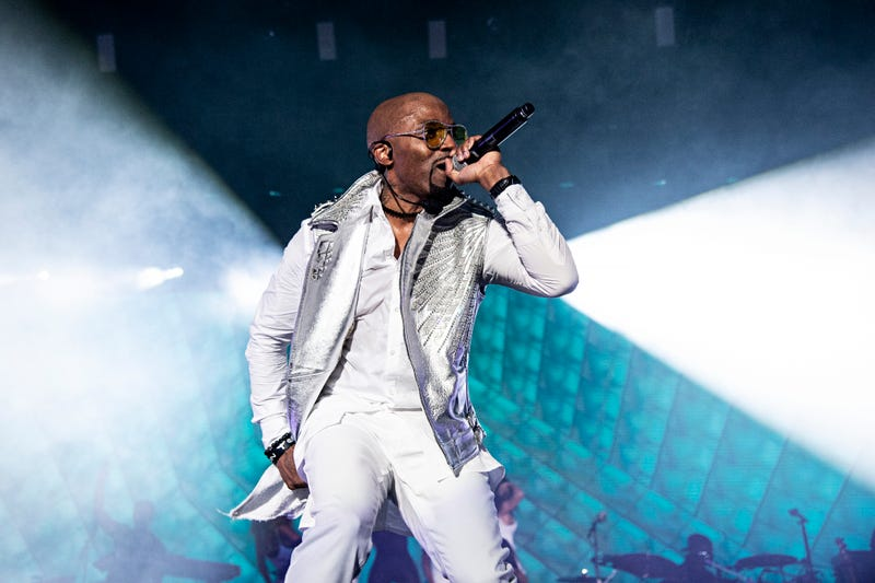 Teddy Riley performs at the 2018 Essence Festival at the Mercedes-Benz Superdome on Sunday, July 8, 2018, in New Orleans.