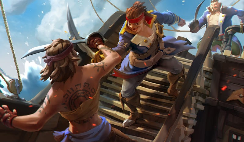 Illustration for article titled Sea of Thieves, One Year Later