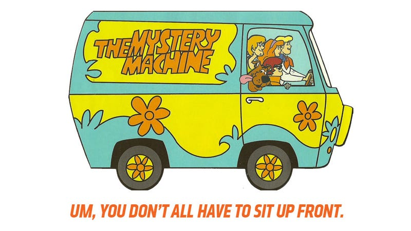 Image result for mystery machine