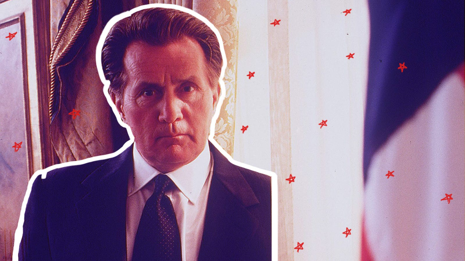 Martin Sheen doesn't think celebrity qualifies you for the