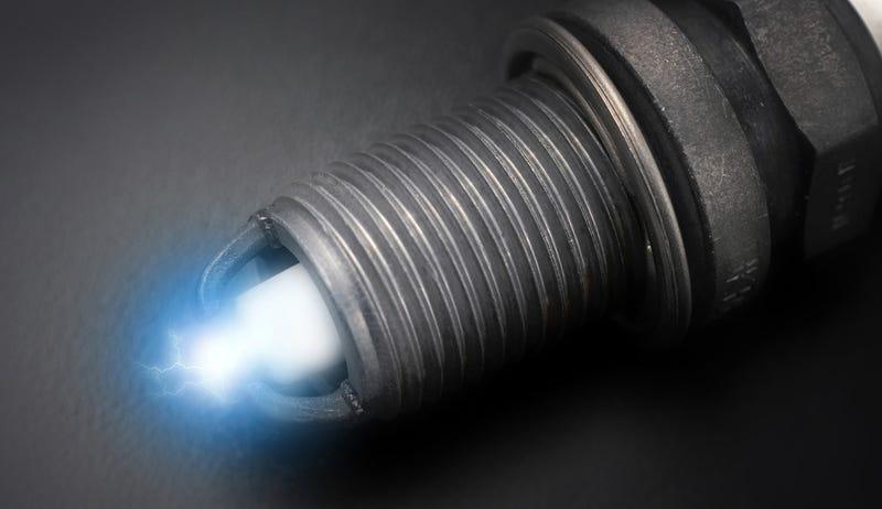 Illustration for article titled Adiós a las bujías: los motores láser ya funcionan, y son pura eficacia