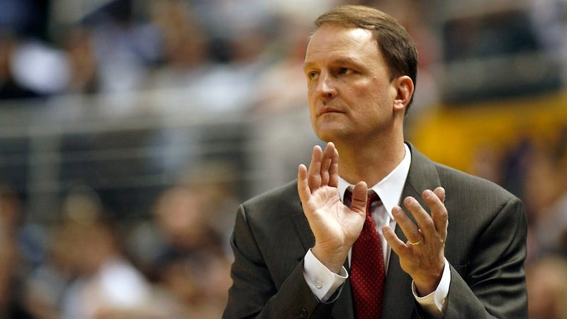 "Illustration for article titled ESPN's Dan Dakich Says West Virginia's Former President Once Threatened To ""Destroy"" Him"