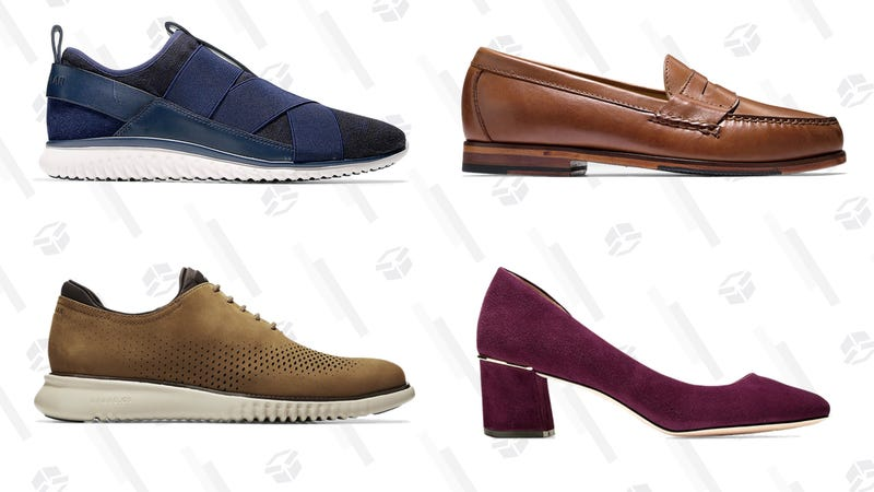Extra 40% off sale items | Cole Haan | Use code EXTRA40