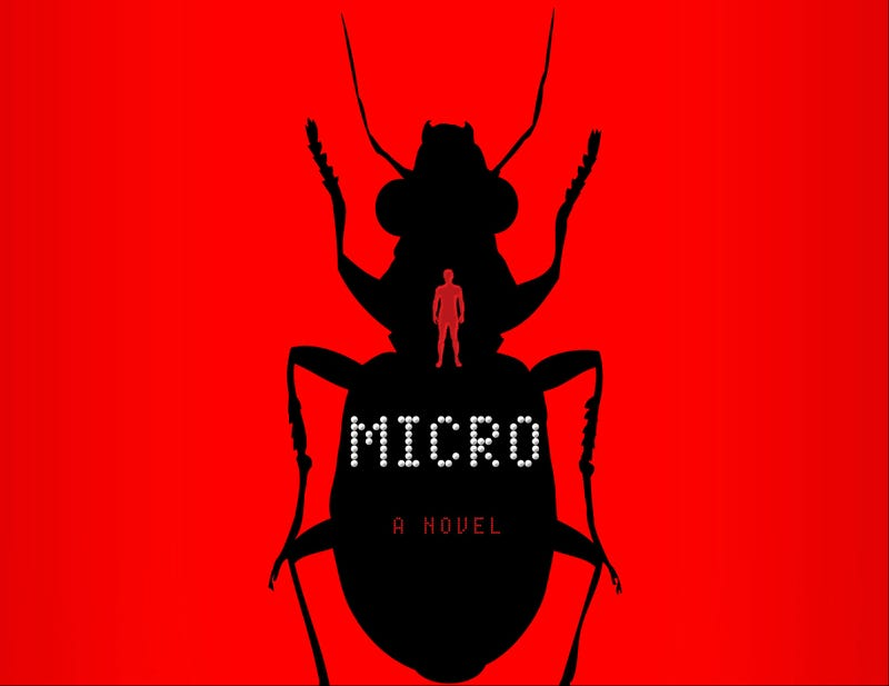 Illustration for article titled Dreamworks Pictures Picks Up Michael Crichton's Micro