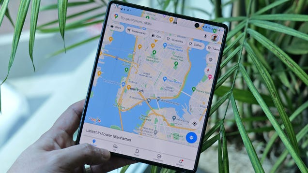Google Maps Is Adding Indoor Live View and 100+ Other Features