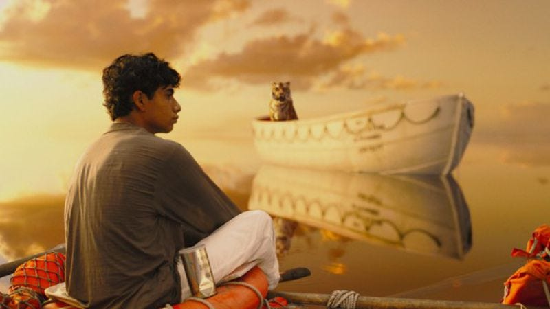 Illustration for article titled Life Of Pi