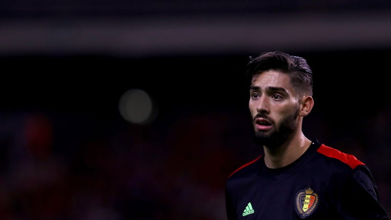 Illustration for article titled Atlético Madrid Sell Yannick Carrasco In Latest Bit Of Chinese League Insanity