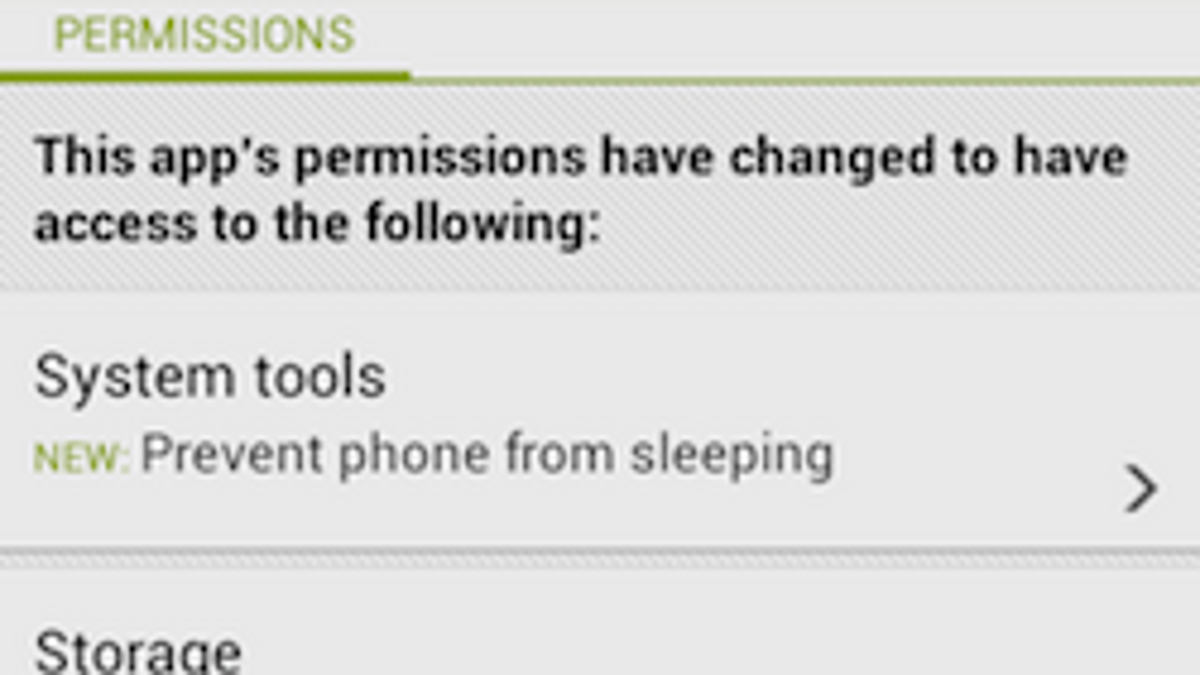 Why Does This Android App Need So Many Permissions?