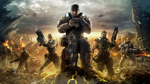 A PS3 Version Of Gears Of War 3 Is Now Available