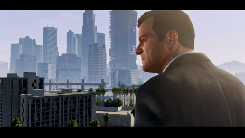 Illustration for article titled Grand Theft Auto V Will Be the Series' Biggest Game, Rockstar Says