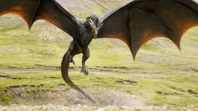 Illustration for article titled What The Dragons On Game Of Thrones Teach Us About Nuclear Weapons