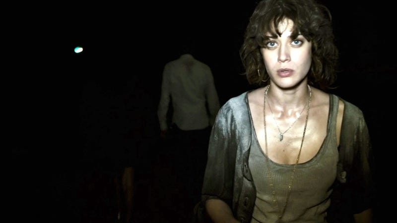 Lizzy Caplan, seen here in Cloverfield, also stars in Netflix's recently bought film Extinction. Image: Paramount