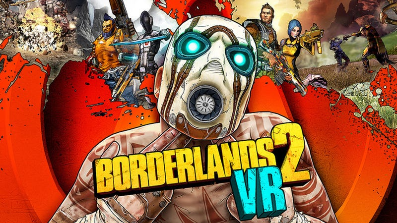 Illustration for article titled Borderlands 2 VRShows That Free Movement in VR is Viable and Fun