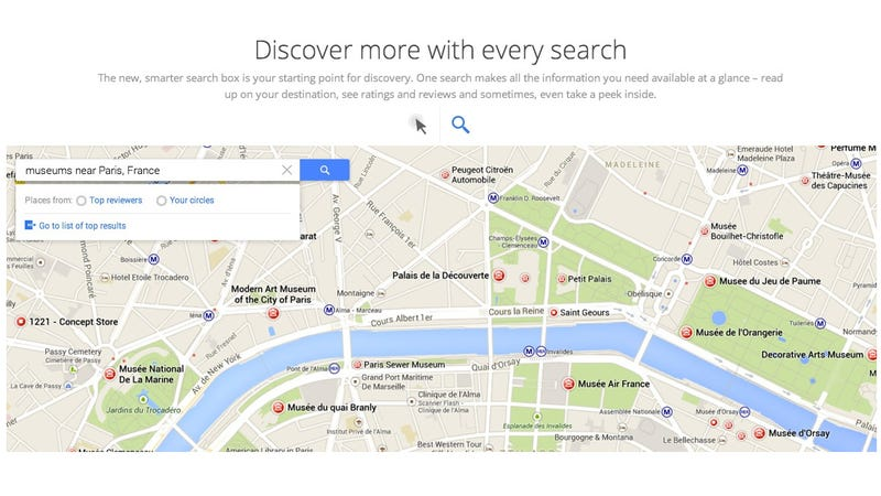 Illustration for article titled New Google Maps Features Leak Ahead of I/O