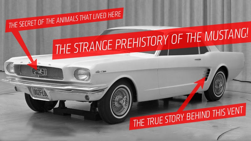 The Strange Journey That Led To The Original Ford Mustang - Car signs and namesideas name of car on wwwpeculiarpurlscom