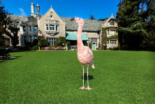 Illustration for article titled The Playboy Mansion As You've Never Seen It