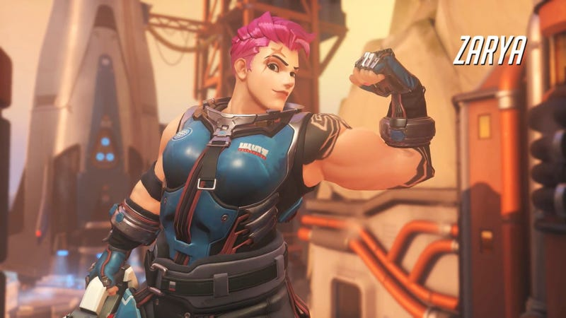 Illustration for article titled Korean Woman Kicks Ass At Overwatch, Gets Accused Of Cheating [Update]