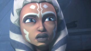 Illustration for article titled This Week's TV: Will the Clone Wars season finale end Ahsoka's story forever?
