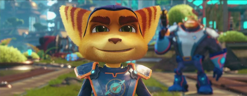 Illustration for article titled Ratchet & Clank PS4 Looks Amazing