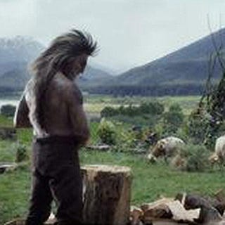 Illustration for article titled First blurry image of Hobbit's Beorn in human form shows his wild hair