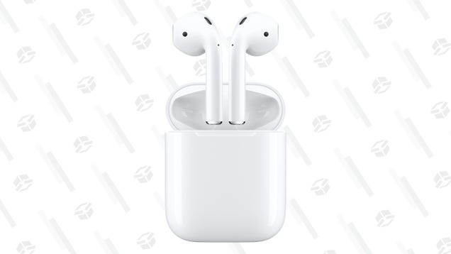 Who Cares About AirPods Pro When You Can Get Regular AirPods for $20 Off?