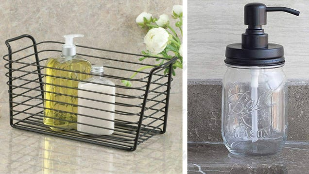 Five Ways To Improve Your Bathroom For Under $25