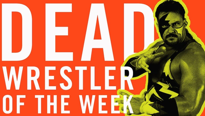 "Illustration for article titled Dead Wrestler Of The Week: Brian ""Crush"" Adams"