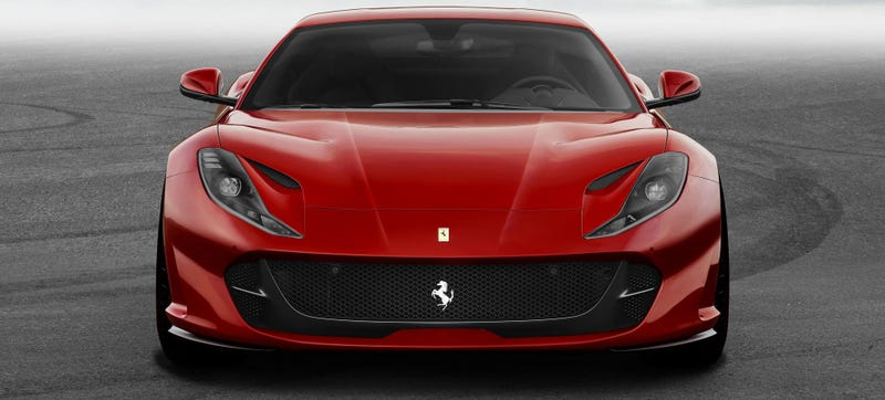 Illustration for article titled Not That This Has Anything To Do With The 812 Superfast But What Was The Ugliest Ferrari Ever Made?