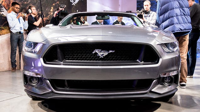 Ford S New Mustang Designed For The Future Without