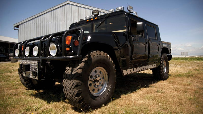 Illustration for article titled Tupac's Badass Hummer Just Sold For A Whopping$337,144